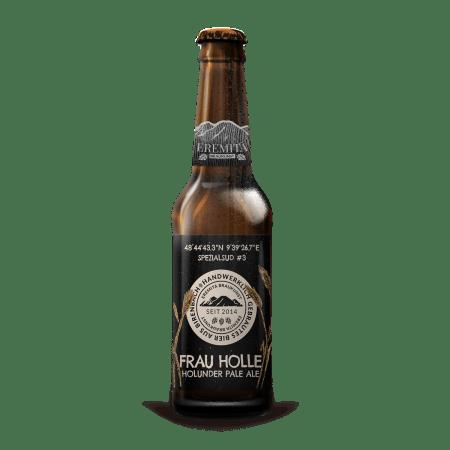 Eremita Braukunst - Frau Holle Holunder - Pale Ale